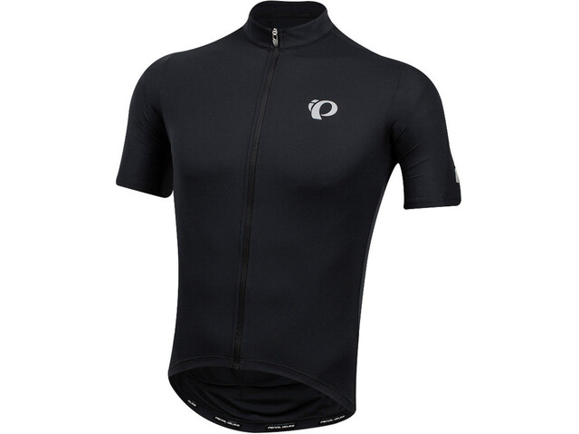 PEARL iZUMi Select Pursuit Short Sleeve Jersey Men black/smoked pearl diffuse
